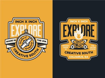 Explore Patch for Inch X Inch
