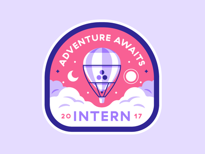 Intern patch