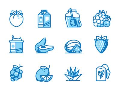 Men's Health Icons