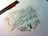 Cutter Sketch