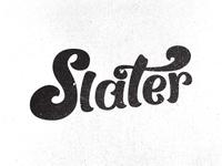 Slater Logo