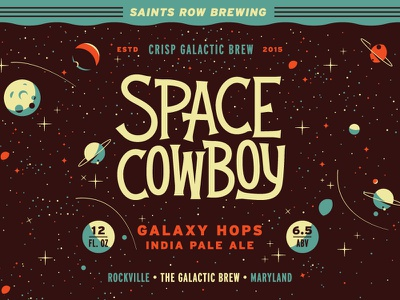 The Return of the Space Cowboy.