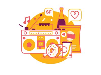 Airbnb SF