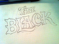 The Black Sketch