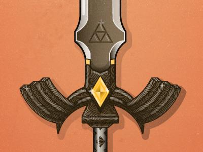 Weapon 14 triforce ocarina zelda link legend skyward sword epic armory