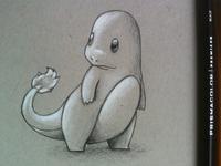 Charmander Sketch