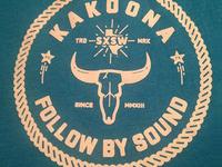 Kakoona Tee for SXSW
