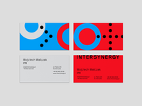 Intersynergy Business Cards
