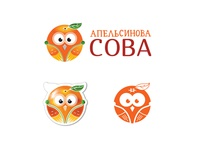 Logo Orange Owl