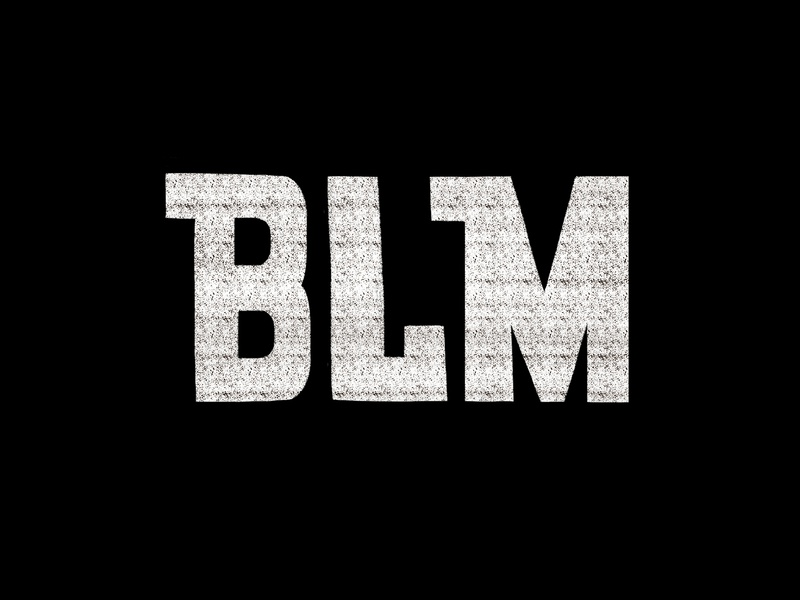 BLM typogaphy typedesign type blacklivesmatter photoshop blm design illustration