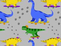 Skater Dinos