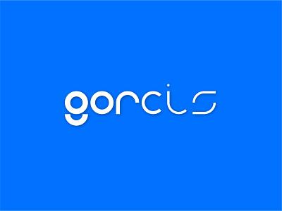 gorcis brand ui design vector minimal illustration branding graphic design flat hirelogodesigner logotype logodesigner logodesign logo