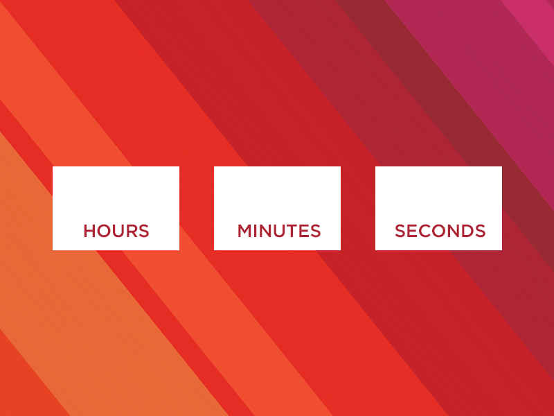 Countdown Timer timer countdown