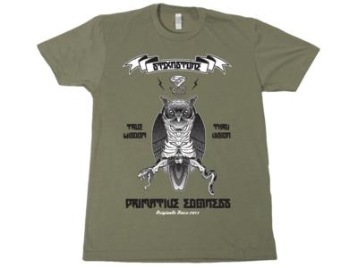 """STIXNSTONE """"Vision"""" T-shirt Design"""