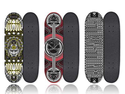 Stixnstone Skateboard Decks skateboard graphics vector illustrator illustration masonic typography stixnstone photoshop hand drawn