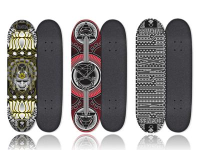 Stixnstone Skateboard Decks