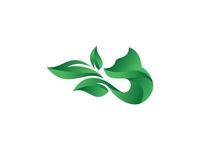 Leaf Fox Logo
