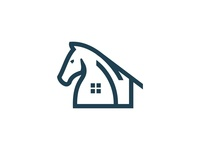 Horse Real Estate Logo