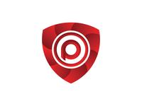 Shield P Logo