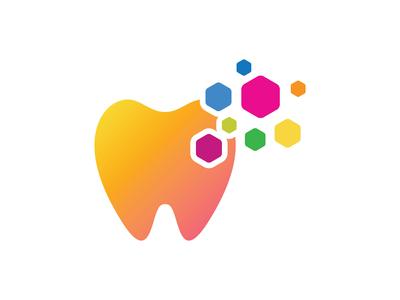 Dental Pixel Logo