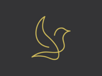 Luxury Bird Logo