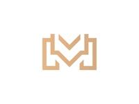 Modern M Logo