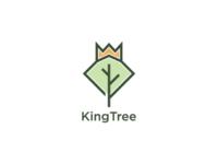 King Tree Logo