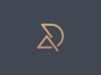 Initial DA / AD Logo