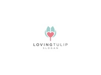 Loving Tulip Logo