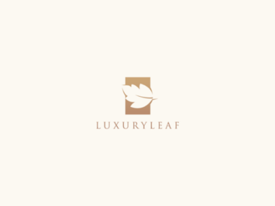 Luxury Leaf Logo