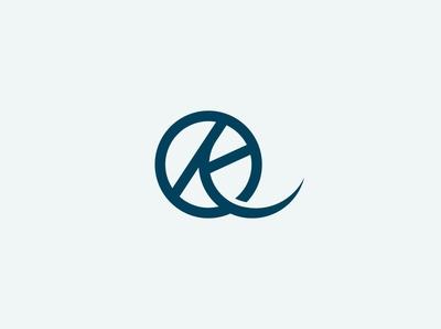 Initial K Logo