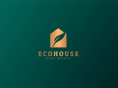 Luxury Eco House Logo