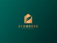 Luxury Eco House Logo