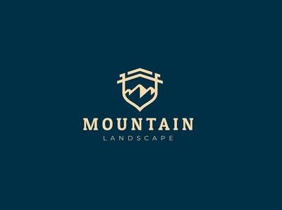 Mountain Shield Logo
