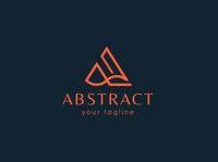 Abstract A Logo
