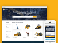 Construction Equipment Marketplace
