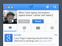 Twitter for Desktop 2
