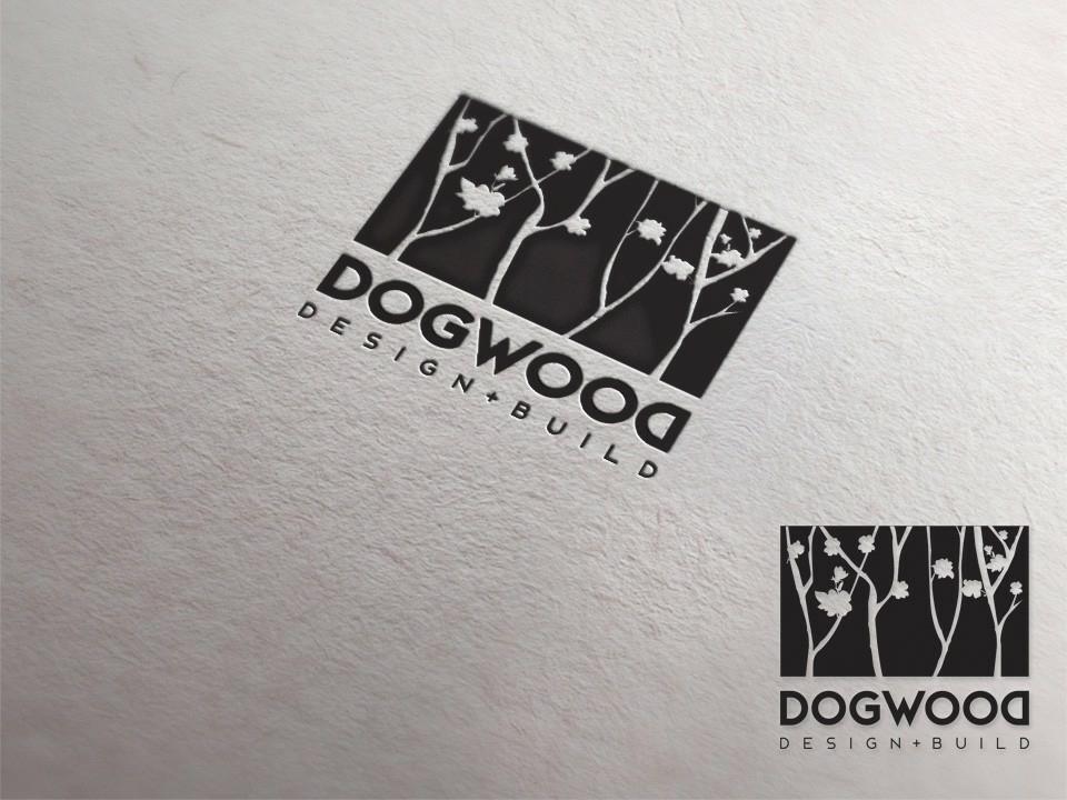 DogwooD design+build, USA branding logo