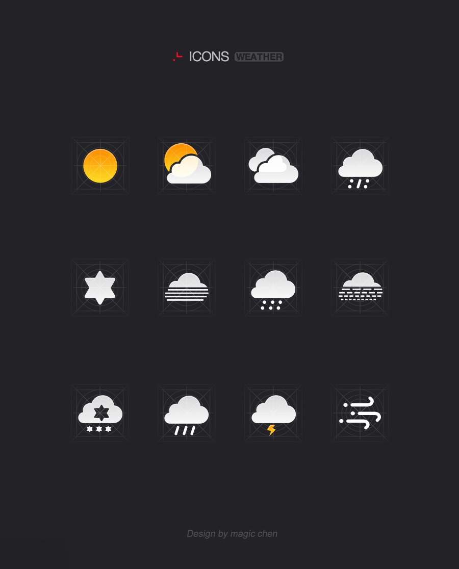 Icons full size