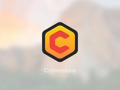 Cornerstone Icon Redesign