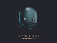 K2SO / Rogue One - Star Wars