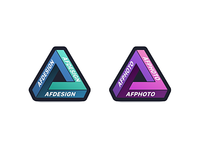 Affinity / Icon Redesign