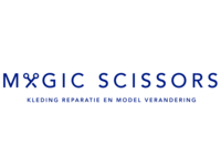 Redesign Logo | Magic Scissors