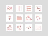 Widgets Icons 2