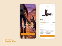Daily UI 036 Special Offer