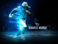 Titans Concept Player Graphic