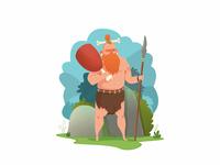 Hunter 10,000 BC