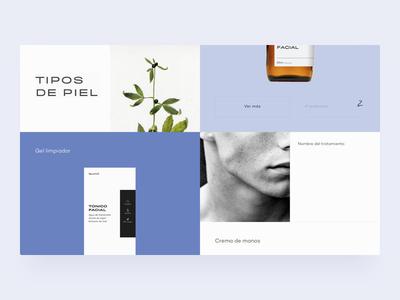 5punto5 desktop fullscreen minimal promo ui ux web website