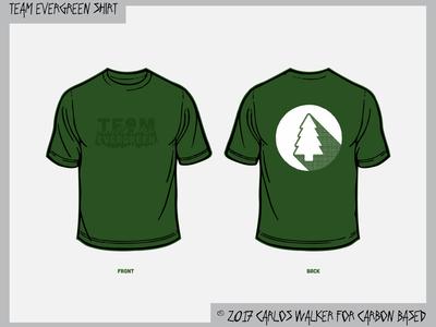 Team Evergreen Shirt