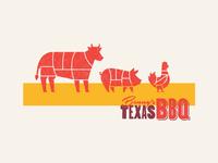 Benny's Texas BBQ – Illustrations
